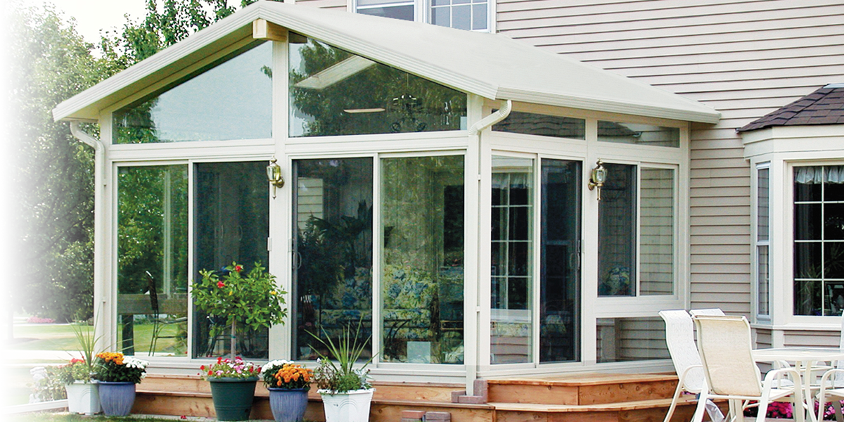 Rochester's authority of air conditioning and heating solutions for home additions and sun rooms.
